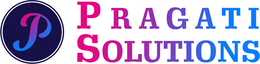 Pragati Solutions Logo